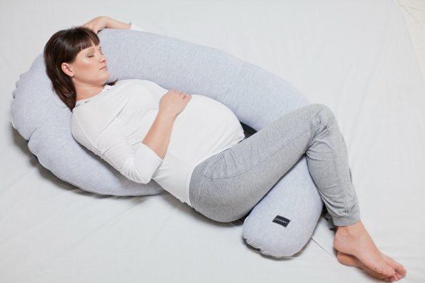 Pregnancy pillow by Poofi, poduszka ciążowa Poofi