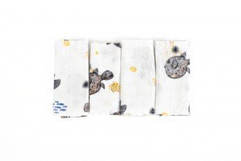 4-pack pufferfish