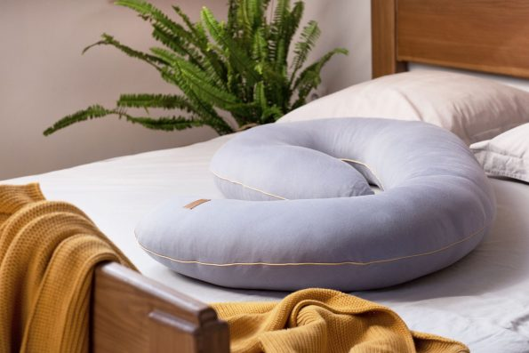 Poduszka ciążowa Poofi, Pregnancy pillow by Poofi Organic&color