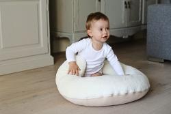 Wielkość poduszki jest nie do przecenienia - nie łudźmy się, że mała poduszka nam pomoże