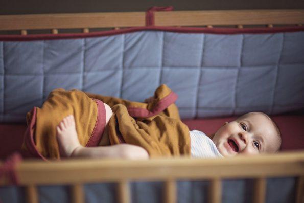 Cotton Blanket Organic Color Mood Mustard