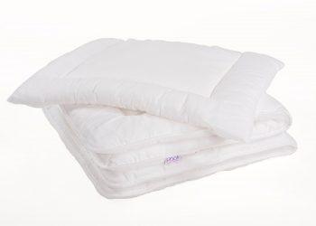 Duvet Pillow Cotton White Pure
