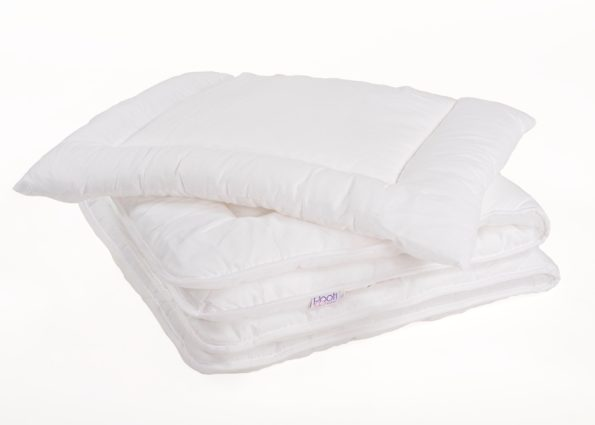 Duvet Pillow Cotton White Pure