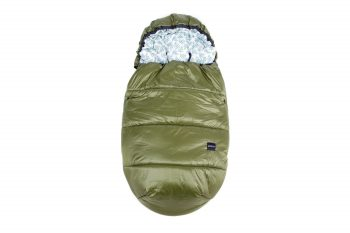 Footmuff Toray Cotton Olive Green Color Mood 2