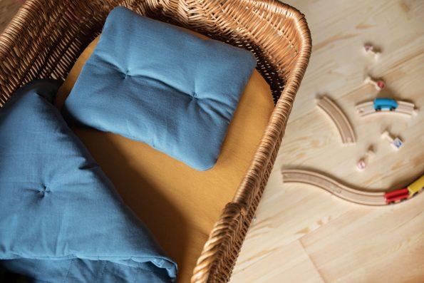 Pościel z wypełnieniem Poofi,baby bedding Organic&Color Poofi