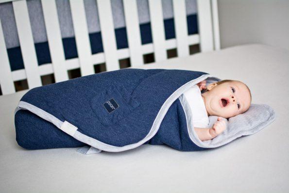 Baby wrap by Poofi, Rożek niemowlęcy Poofi