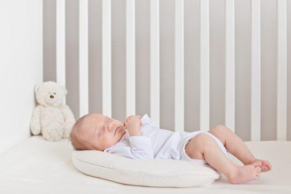 Stabilizer Pillow Cotton Cream Pure