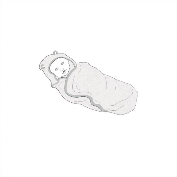 Poofi Hooded Towel, ręcznik bambusowy Poofi